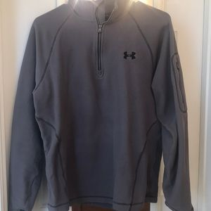 Under armour fleece men's hoodie
